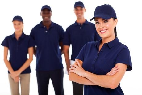 Exzellenter Service durch motiviertes und freundliches Aussendienst Team.